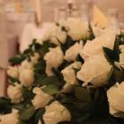 Nunta trandafiri crem