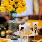 Gold Expo Wedding