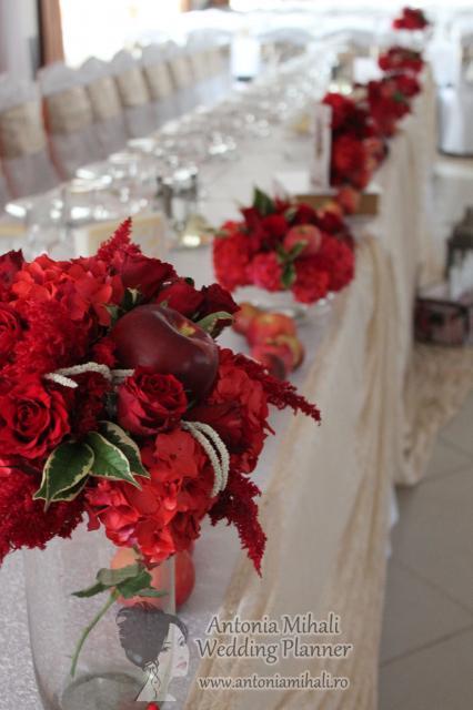 Nunta la Topaz
