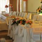 Decor sala si aranjamente florale